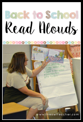 It's back to school time! Start your school year right with these picture book read alouds that are perfect for setting up your classroom rules and procedures! Classroom Management | Classroom Community | Discipline | Classroom Ideas