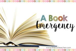 A Book Emergency