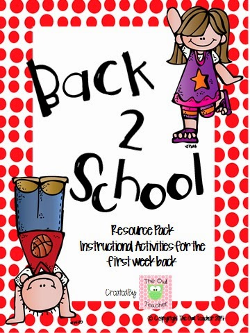 http://www.teacherspayteachers.com/Product/Beginning-of-the-Year-Back-To-School-Activities-1334583