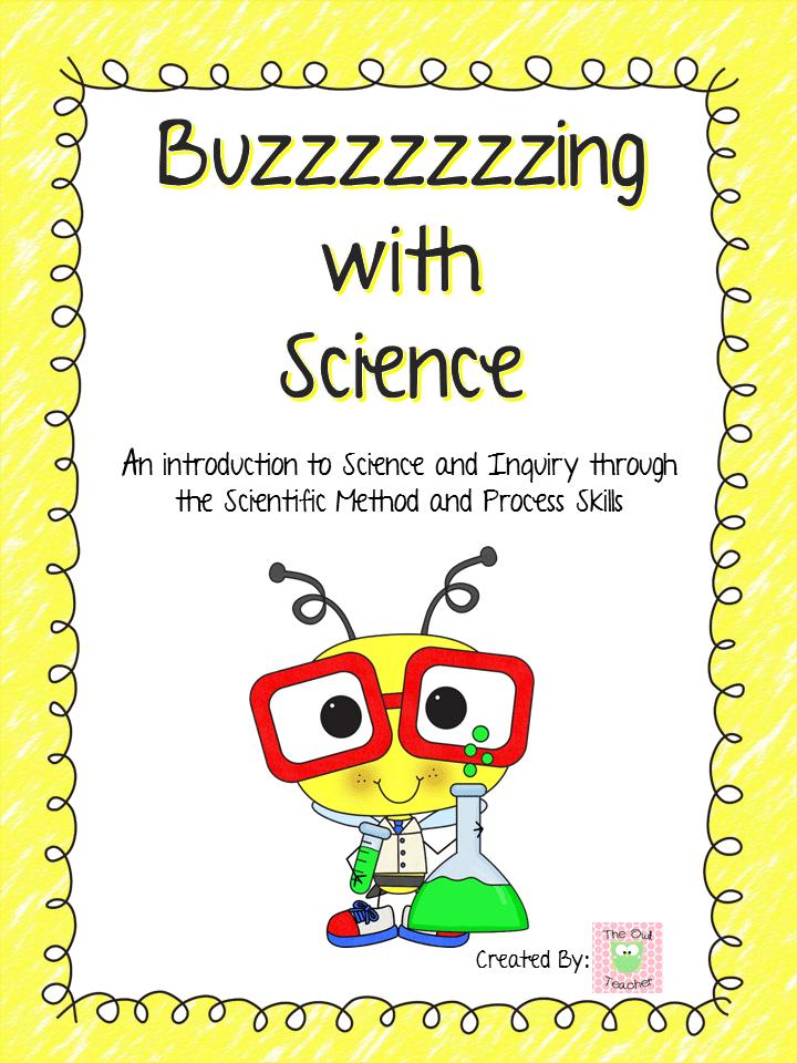 http://www.teacherspayteachers.com/Product/Scientific-Method-and-Process-Skills-1378580