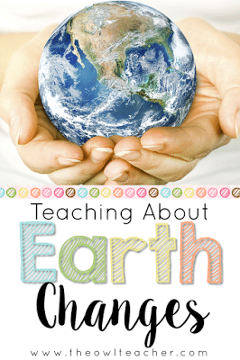 Engage Students in learning about the changes of the earth such as earthquakes and volcanoes with these hands-on elementary science experiments and activities. And this post even has a FREEBIE!