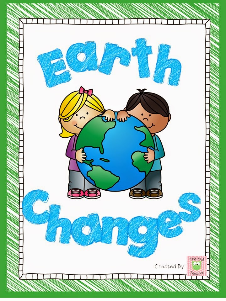 http://www.teacherspayteachers.com/Product/Earth-Changes-Unit-1585817