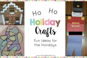 HO-HO-Holiday Crafts!