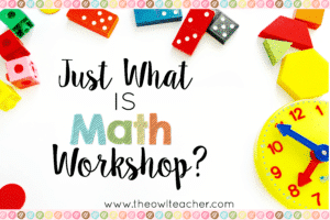 What is Math Workshop?