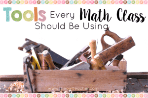 Tools Every Math Class Should Be Using
