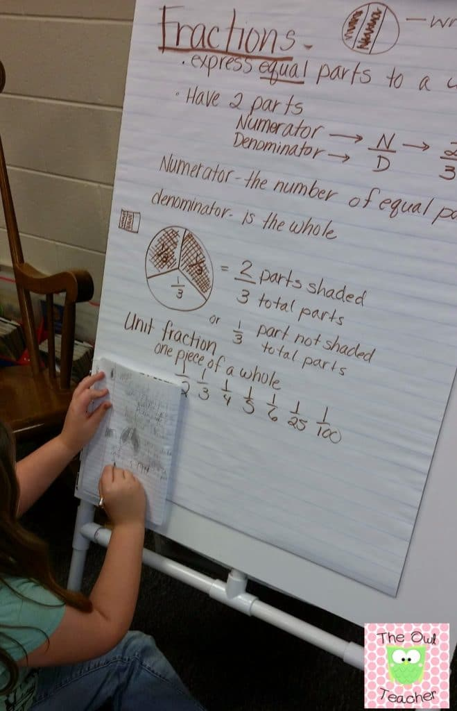 Math Workshop or guided math activities