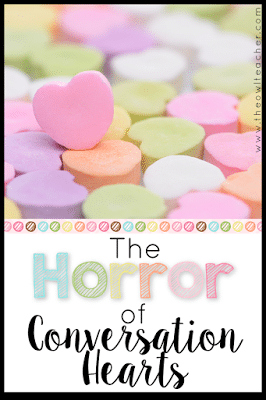 This humorous post offers up a fun idea for teaching writing for a Valentine's Day activity in the elementary classroom!
