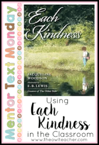 MTM:  Each Kindness