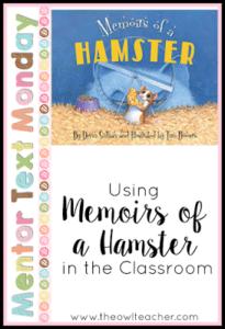 MTM:  Memoirs of a Hamster