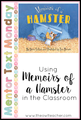 Are you teaching your students about personal narratives or memoirs in reading? Why not use this book as a mentor text! It's engaging and perfect for teaching about perspective! Your students will LOVE this book!