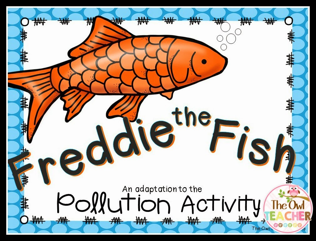 https://www.teacherspayteachers.com/Product/Freddie-Fish-Pollution-or-Earth-Day-Activity-1827765