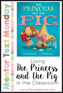 MTM:  The Princess and the Pig