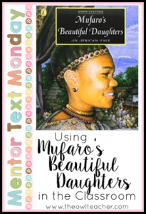 MTM:  Mufaro's Beautiful Daughters