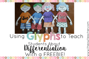 Using Glyphs to Teach Students About Differentiation