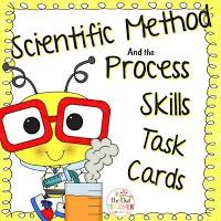 https://www.teacherspayteachers.com/Product/Scientific-Method-and-Process-Skills-Task-Cards-1382154