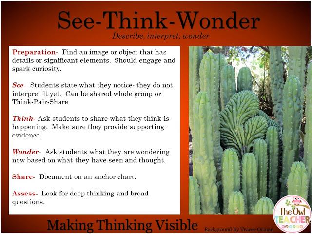 See Think Wonder