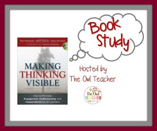 Introduction to the Thinking Routines – Week 3 of Making Thinking Visible