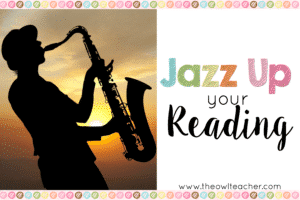 Jazz Up Your Reading