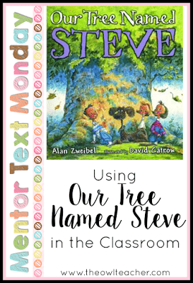 Text-To-Text Connections.  Theme.  Personification.  These are just a few of the reading skills and strategies that can be taught in your reading classroom using this mentor text book!