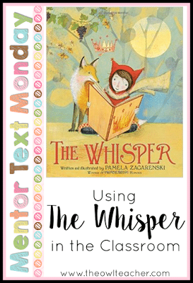 Engage your students in your elementary classroom with this mentor text while teaching about the reading skills of author's purpose, point of view, and the questioning strategy!