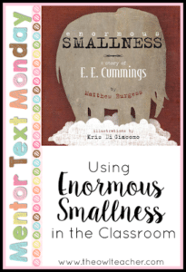 MTM:  Enormous Smallness