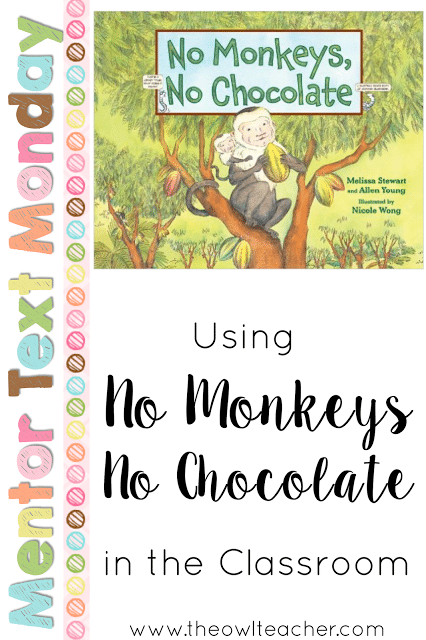 MTM:  No Monkeys, No Chocolate