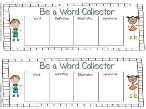 Check out this list of ideas to spark an interest in words in your students! Many kids today fall into slang, text talk, video game talk, and other types of language, and they don't seem to have an interest in words and in building their vocabularies. The activities suggested in this post are meant to help spark an interest in words so that students become word collectors and build their vocabularies!