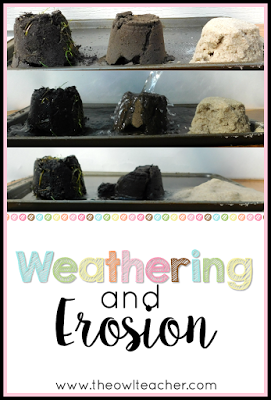Looking for an engaging experiment to teach your students about weathering and erosion? Read this blog post to learn about the one I did with my students. It even allowed them to activate background knowledge to make predictions about what would happen! Plus, you can learn a little bit about my Weathering and Erosion Tabbed Booklet.