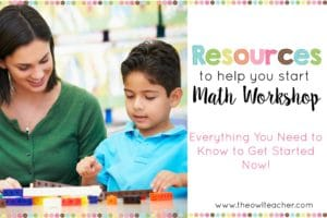 Resources to Teach Math Workshop