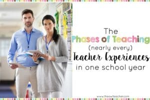 The Phases of Teaching Every Teacher Experiences