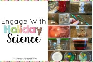 Engage with Holiday Science
