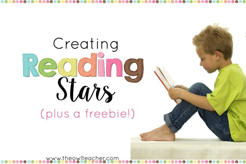Creating Reading Stars