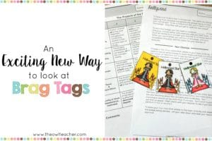 An Exciting New Way to Look at Brag Tags